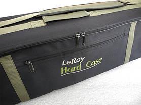 Жорсткий чохол для вудилищ LeRoy Hard Case, фото 3