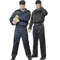Костюм для охраны, униформа охранника