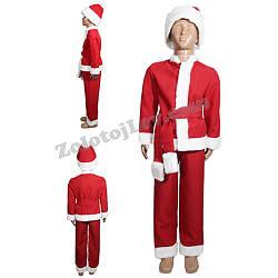 Костюм Новый Год (Санта Клаус) рост 122