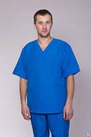 Костюм хирургический синий