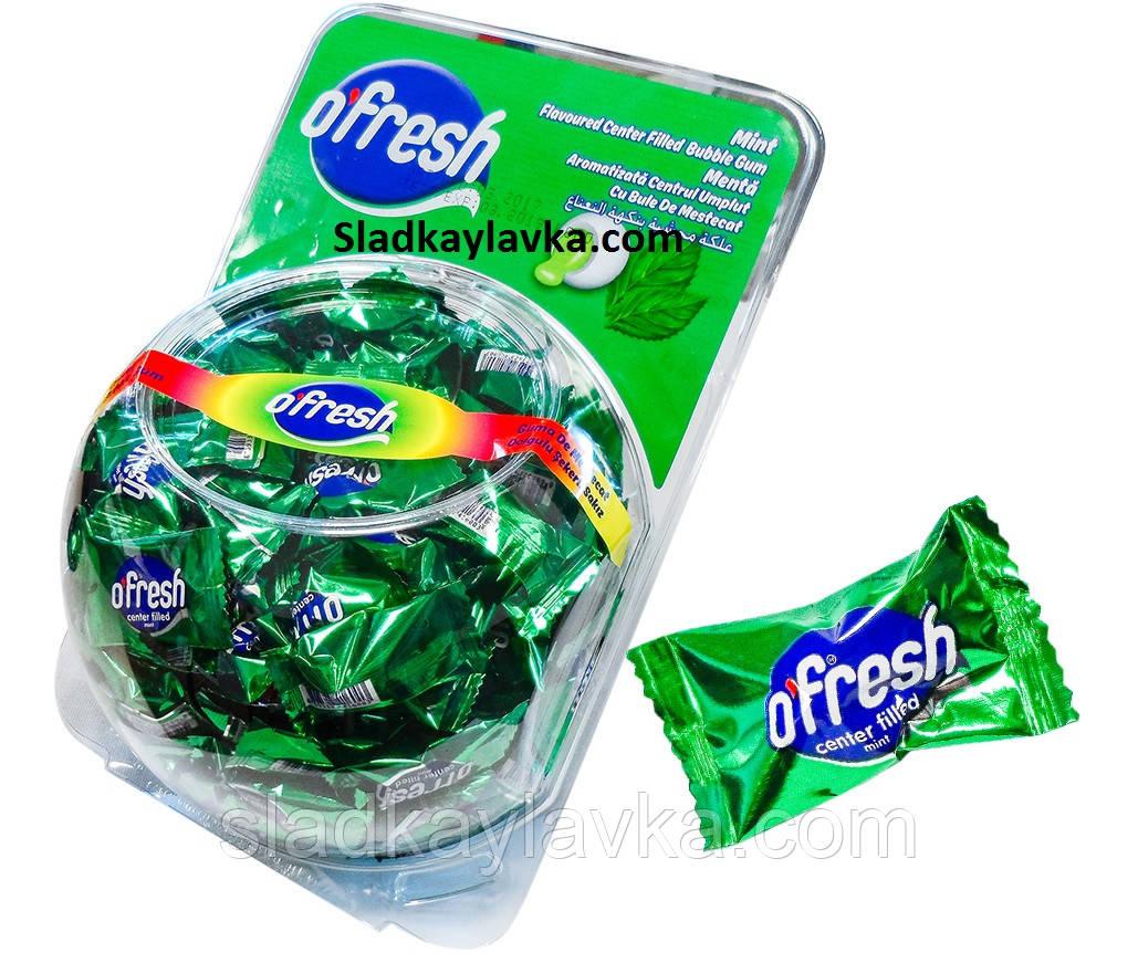 Жевательная резинка O'Fresh банка 200 шт (Saadet)
