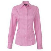 Рубашка корпоративная с длинным рукавом