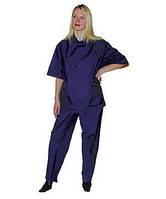 Женский костюм рабочий, комплект-клининг, куртка и брюки уборщицы