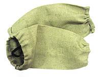 Нарукавники защитные брезентовые