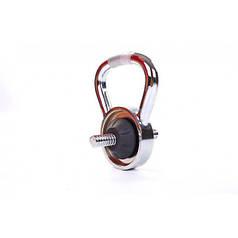 Гиря разборная хромированная 4 кг DBS5102-4