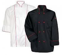 Китель поварской, куртка повара, униформа поварская, спецодежда для сферы обслуживания