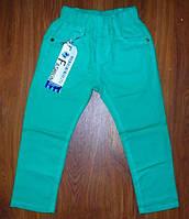 Штаны джинсовый коттон134-140,146-152 рост