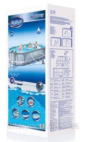 Каркасный бассейн BestWay 56448 (488 х 305 х 107 см.), фото 2