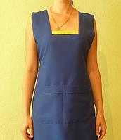 Фартук-накидка, униформа для продавцов.