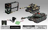 Танк радиоуправляемый / радиоуправляемая модель на пульте управления / 99823