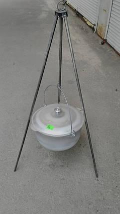 Казан алюминиевый 2.5 л, фото 2