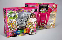 "Комплект креативного творчества ""My Color Bag"" сумка-раскраска 6065DT в кор. 37,5х34,5х8 см."