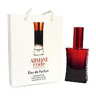 Giorgio Armani Code Profumo ( Армани Код Профумо) в подарочной упаковке 50 мл. (реклама) ОПТ