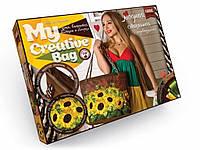 "Набор для творчества ""My Creative Bag"" ПОДСОЛНУХИ 5389-03DT в кор. 39,5х29,5х5 см."