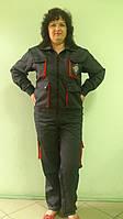 Рабочий костюм для автослесаря