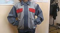 Курточка рабочая, униформа для автосервиса