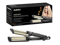 Профессиональная плойка для волос BaByllss Wave Envy AY-2011 для крупных и мелких волн