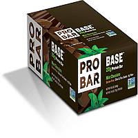 ProBar, Base, протеиновый батончик 20 г, шоколад с мятой, 12 батончиков, 2,46 унции (70 г) в каждом батончике