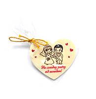 Шоколадные сувениры на память о свадьбе