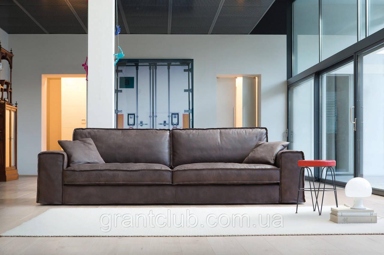 Раскладной современный итальянский диван Santorini фабрика Alberta