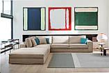 Розкладний сучасний італійський диван Santorini фабрика Alberta, фото 4