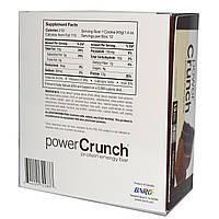 BNRG, Power Crunch Protein Energy Bar, Original Triple Chocolate, 12 Bars, 1.4 oz (40 g) Each