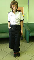 Форма для официантов, комплект официанта,униформа для бармена