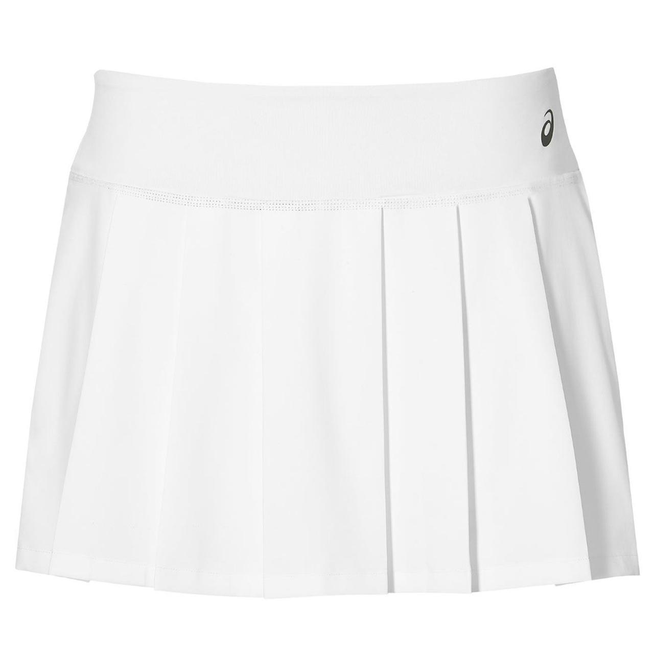 ada9b21b118 Женская теннисная юбка Asics Club Skort (143631-0001) - Интернет-магазин