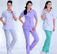 Медицинская одежда для врачей, медсестер, медицинские костюм
