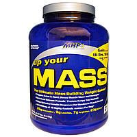 Maximum Human Performance, LLC, Up Your Mass, средства набора массы, печенье и крем, 4,67 фунтов (2118 г)