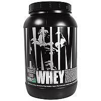 Universal Nutrition, Animal, сывороточный протеин для мышц, шоколад-мята, 2 фунта (907 г)