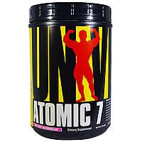 Universal Nutrition, Atomic 7, необычный арбуз, 2,2 фунта (1 кг)