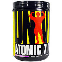 Universal Nutrition, Atomic 7, приятный виноград, 2,2 фунта (1 кг)