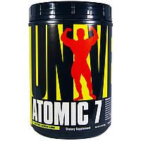 Universal Nutrition, Atomic, электрический лимон, 2,2 фунта (1 кг)
