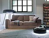 Розкладний сучасний італійський диван Santorini фабрика Alberta, фото 8