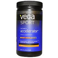 Vega, Спортпит, ускоритель восстановления, порошок, тропический аромат, 19 унций (540 г)
