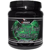 AI Sports Nutrition, Микронизированный креатин, 0,66 фунта (300 г)