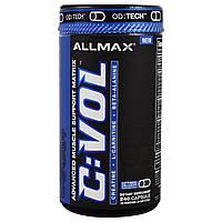 ALLMAX Nutrition, C:VOL, Advanced Muscle Support Matrix, 240 капсул