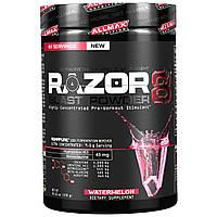 ALLMAX Nutrition, Razor8 Blast Powder, арбуз, 20,11 унций (570 г)
