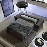 Розкладний сучасний італійський диван Santorini фабрика Alberta, фото 9