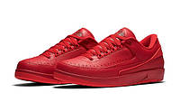 "Мужские кроссовки Nike Air Jordan 2 Retro Low ""Gym Red"""