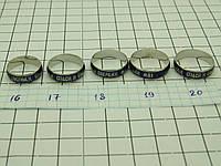 """114 Кольца хамелеоны. Кольца индикаторы настроения """"Спаси и сохрани"""""""