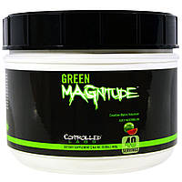 Controlled Labs, Зеленое величие, средство для увеличения объема волос с креатиновой матрицей, сочный арбуз, 0,9 фунта (400 г)
