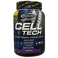 Muscletech, Мощнейшая креатиновая формула Cell Tech, вкус груши, 1,4 кг (3,09 фунта)