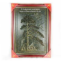 Чай Пуэр Шу Картина подарочный 2004 года 2,3кг