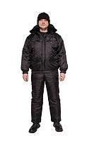 Спецодежда утепленная, куртка и полукомбинезон, зимние,спецодежда утепленная для охраны