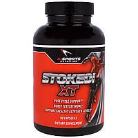 AI Sports Nutrition, Stoked! XT, средство для повышения уровня тестостерона, 90 капсул