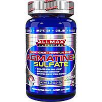 ALLMAX Nutrition, Агматин + сульфат, 1,2 унции (34 г)