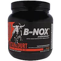 Betancourt, B-Nox Androrush, предтренировочный комплекс, донатор азота со вкусом апельсина, 22,3 унции (1,3 фунта)