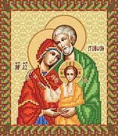 Схема для вышиви бисером Святое семейство